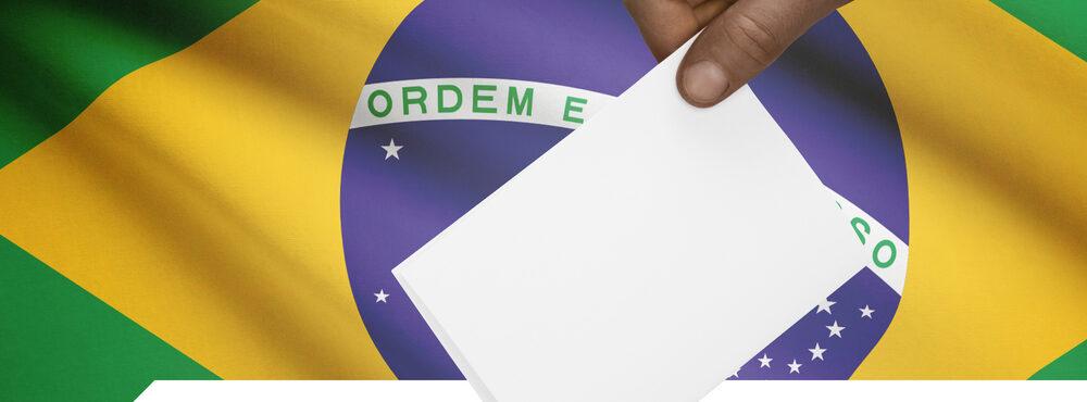 votação biométrica