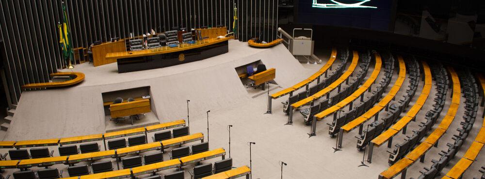 Veja como funciona a Câmara dos Deputados