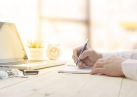 5 características básicas da formatação de uma ata de reunião