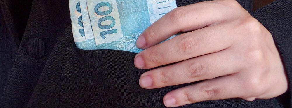 dinheiro corrupção